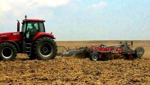 Cultivator tractor pentru miriste de 5 metri. ODISEY PKU 50P