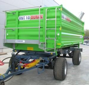 Remorca tractor 10 tone,