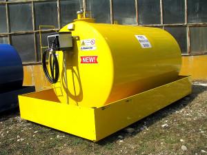 Cisterna combustibil FM 9000